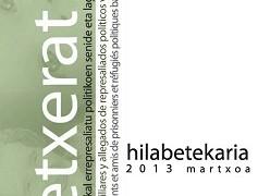 2013 Martxoa hilabetekaria