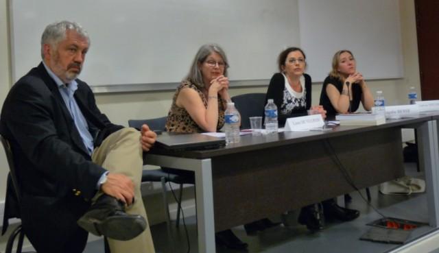 Conférences sur le thème Médias, Paix et Démocratie
