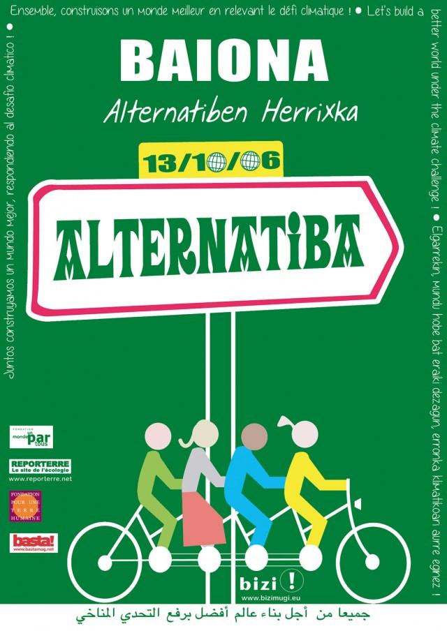 Alternatiba 2013 @ Baiona   Bayonne   Aquitaine   France