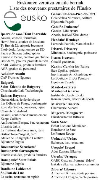 Eusko50ZerbitzuEmaileBerriak!