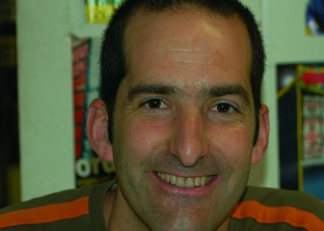 Unai OÑEDERRA,directeur de la Fondation Manu Robles-Arangiz du syndicat ELA