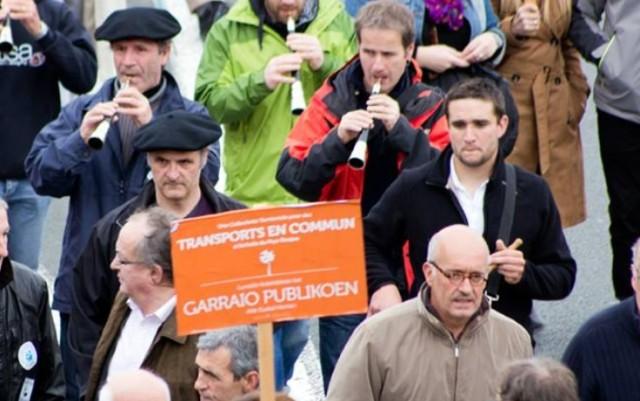 Une des 8 compétences de la Collectivité Territoriale Pays Basque