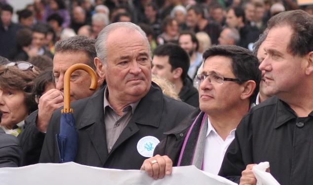 Jean-Jacques Lasserre (Président du Conseil des Elus)