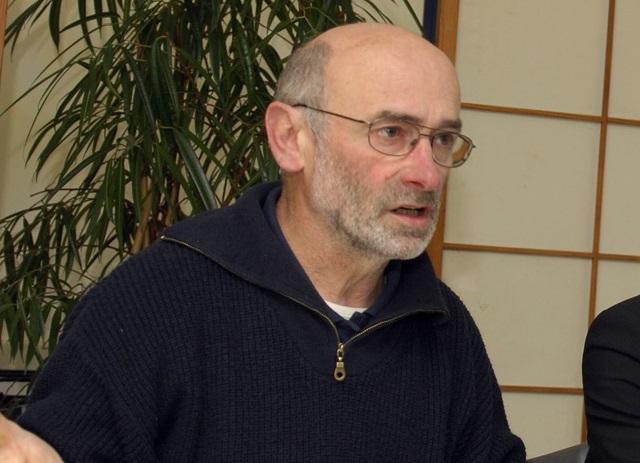 Michel Berhocoirigoin (Président d'EHLG)