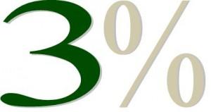 Trois-pour-cent