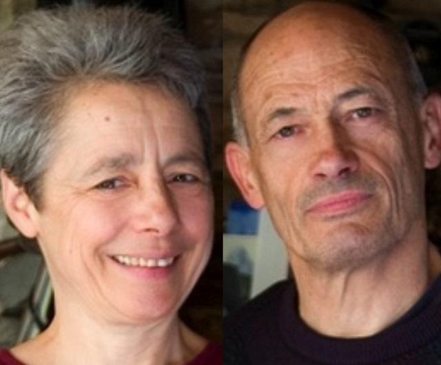 Patrick et Brigitte Baronnet, concepteurs de la Maison autonome