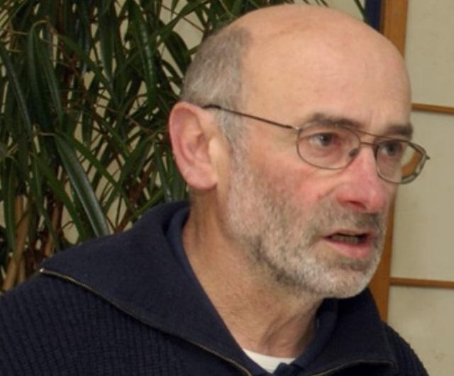 Michel Berhocoirigoin, président d'Euskal Herriko Laborantza Ganbara