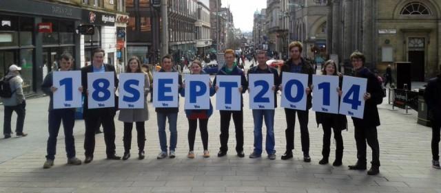 La date du référendum d'indépendance en Écosse a finalement été fixée au 18 septembre 2014. Une seule question : « L'Écosse doit-elle être un pays indépendant ? »