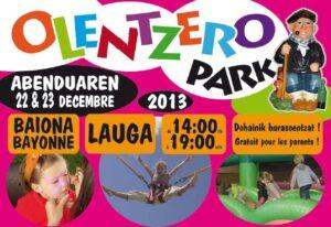 Olentzero Park @ Baionan, Lauga Gelan   Bayonne   Aquitaine   France
