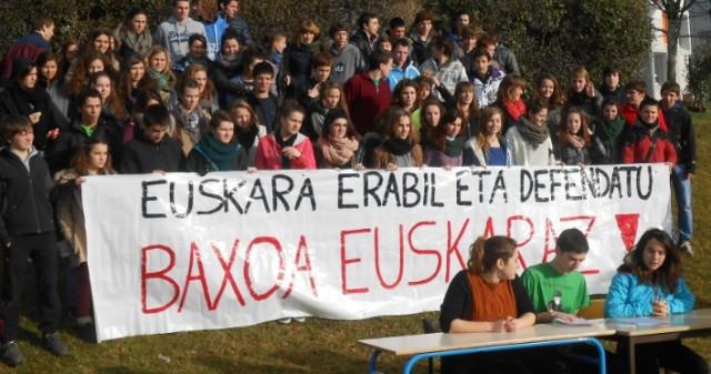 BaxoaEuskaraz