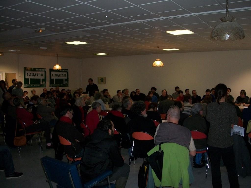 Première Coordination européenne des Alternatiba à Nantes le 22 février 2014