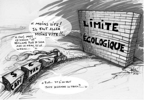 """""""Pour ce qui est de la question éco-sociale, il suffit de prendre quelques minutes pour comprendre le fait que le modèle de civilisation qui est aujourd'hui hégémonique est condamné. Pendant quatre décennies nous avons dit que nous nous dirigions vers la collision et nous vivons désormais un moment de collision."""""""
