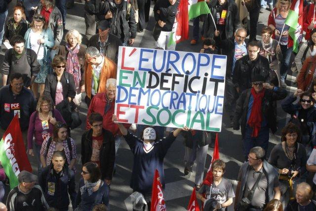 DéficitDémocratique&SocialdelEurope