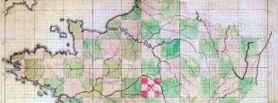 Comité Siéyès-Thouret - Projet purement géométrique de 81 départements1