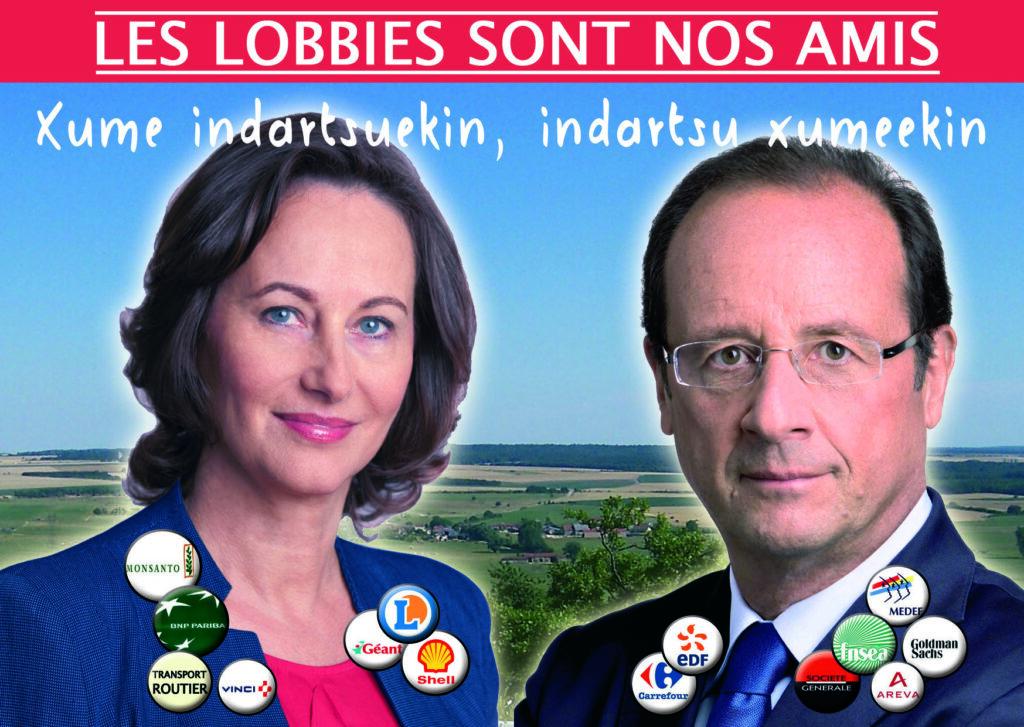 Les lobbies sont nos amis