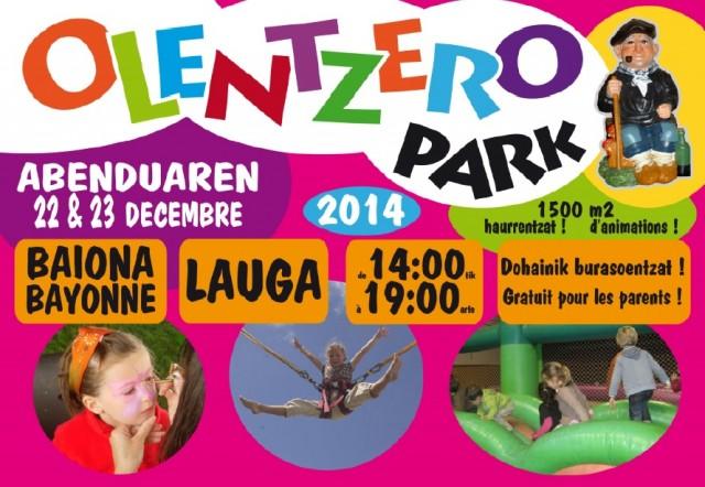 Olentzeropark