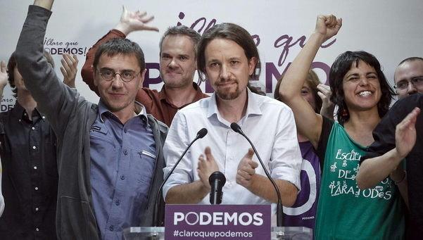 Pablo Iglesias, leader de Podemos