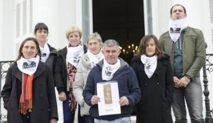Etxerat Europar Parlametura doa, horren aurkezpena