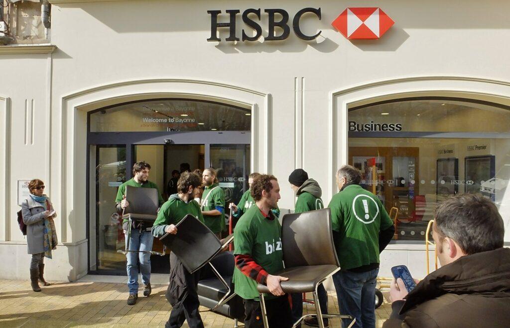agence HSBC