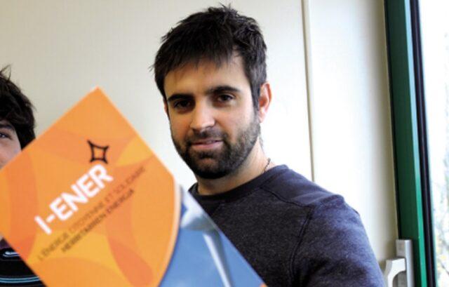 """Mathieu Iriart : """"L'objectif d'I-ENER est la souveraineté énergétique des habitants du Pays Basque."""""""