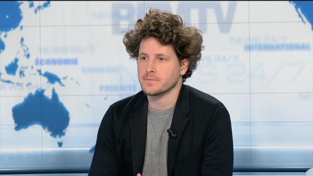 Julien Bayou, militant de Sauvons les riches et de Jeudi Noir, porte-parole d'EELV, auteur du livre Kerviel : une affaire d'Etat, 2 milliards pour la société en général
