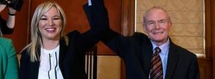 Michelle O'Neill remplace Martin Mc Guinness à la tête des républicains