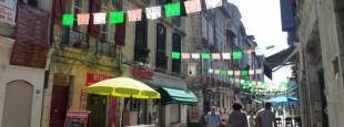 La piétonisation de la rue d'Espagne à Bayonne est un exemple réussi de revitalisation du centre.