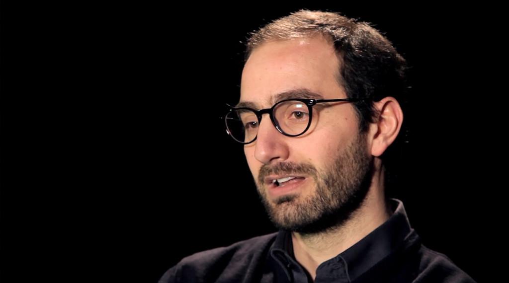 """Razmig Keucheyan, Paris-Sorbona Unibertsitateako irakaslea, """"Hemisferio Izquierda"""" liburuaren egilea"""