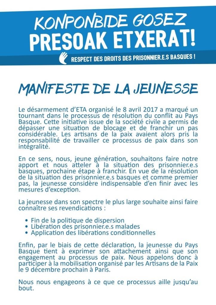 JeunepourlesPreso-Manifestede laJeunesse