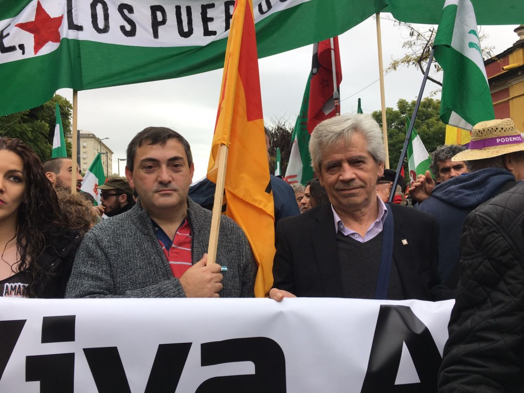 Josep Rufa (erdian), Esquerra Republicana-ko senatari katalandarra
