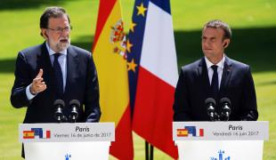 Rajoy&MAcron