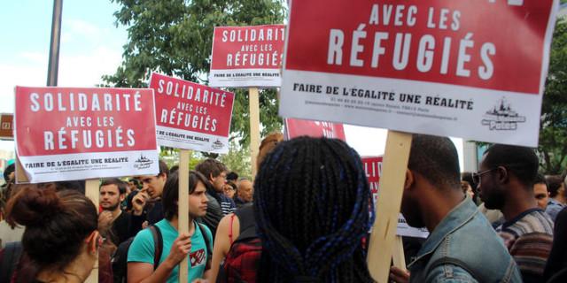 Solidaritéaveclesréfugiés