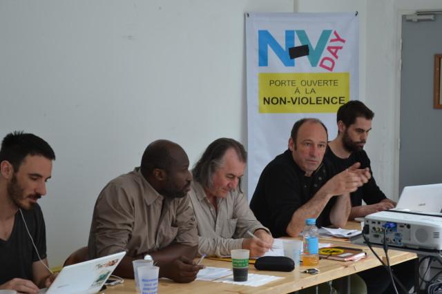 Assemblée Générale 2017 de Non-Violence XXI.