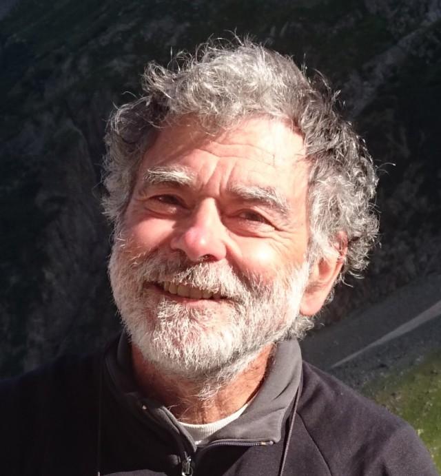François Marchand, co-président de Non-Violence XXI.