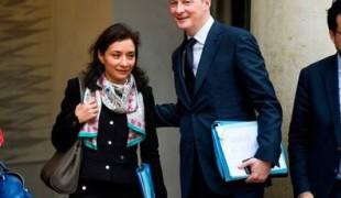 Par la voie de Mme Delphine Gény-Stephann (à gauche), la secrétaire d'Etat auprès du ministre de l'Économie (M. Bruno Lemaire, à droite), le gouvernement a montré sa méconnaissance totale du dossier des monnaies locales.