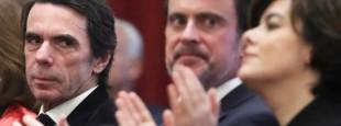 Aznar, Valls, Santamaria