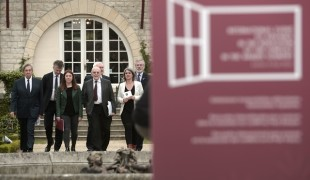 """La """"Rencontre internationale pour avancer dans la résolution du conflit au Pays Basque"""", à Arnaga le 4 mai."""