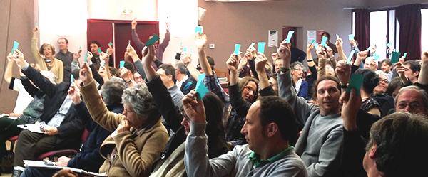 Assemblée Générale d'Euskal Moneta Le 12 mai à 9h - salle Lapurdi - Ustaritz