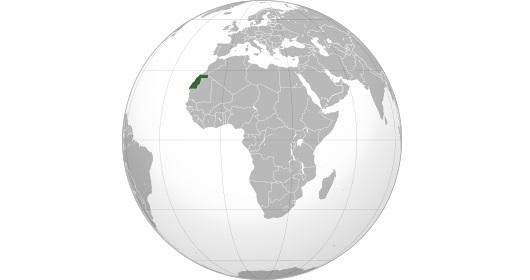 280px-Western_Sahara_(orthographic_projection)