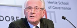 Dieter Grimm, Alemaniako auzitegi konstituzional federaleko epaile nagusi ohia
