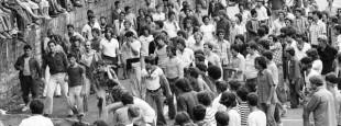 Fêtes de Bayonne 1977, Place Saint-André