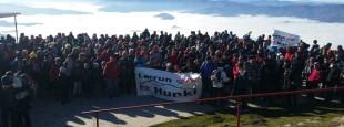 Réunion au sommet pour dire Non au projet La Rhune 2020.
