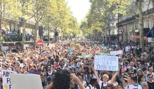 Marche pour les climats