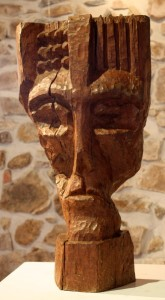Le tortionnaire, sculpture de Jesus Echeverria
