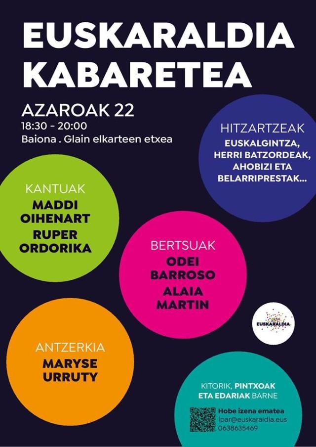 Euskaraldia Kabaretea