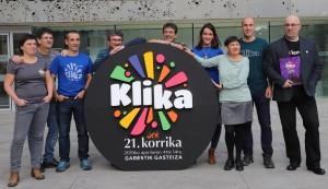 21. Korrika: euskararen alde « klik » egin!