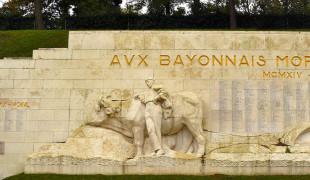 MonumentsauxMortsBayonne