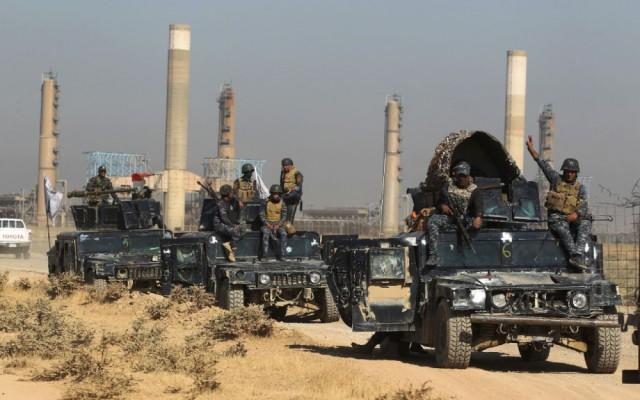 L'armée irakienne a repris Kirkouk en octobre 2017 à la suite du referendum d'indépendance organisé par le gouvernement régional du Kurdistan.