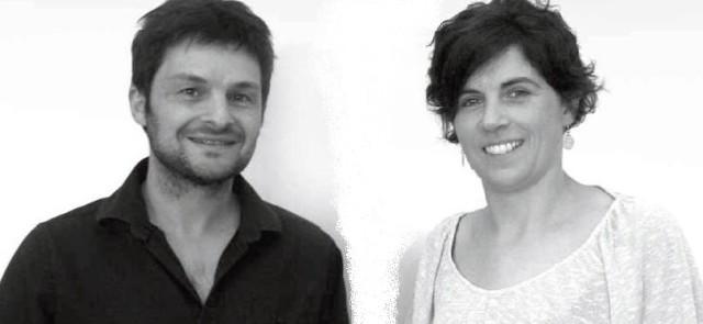 Peio Etcheverry-Ainchart et Anita Lopepe étaient candidats aux législatives en juin 2017.