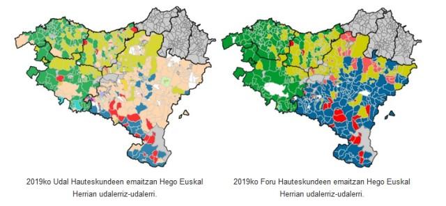 https://eu.wikipedia.org/wiki/2019ko_udal_eta_foru_hauteskundeak_Hego_Euskal_Herrian